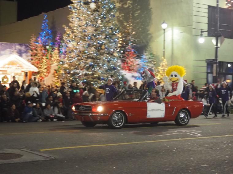 Hollywood Christmas Parade